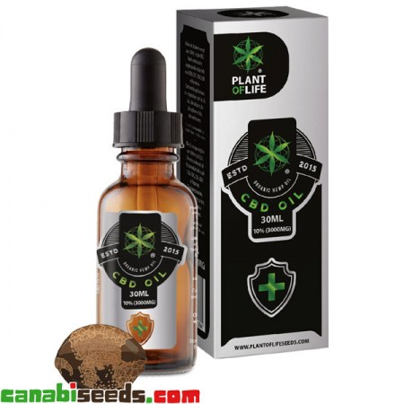 CBD Oil 10%-30ml-3000mg