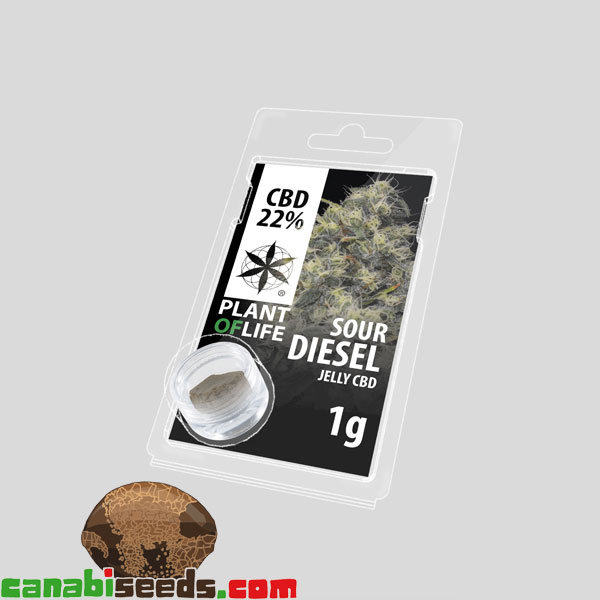 Sour Diesel 1g Jelly 22%
